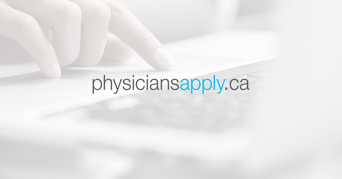 How to become a practising physician in Canada | physiciansapply ca